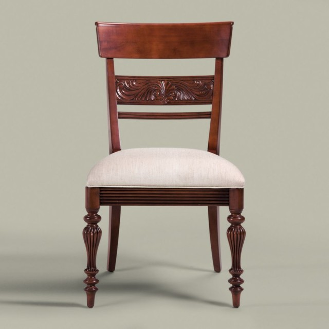 classics mackenzie side chair traditional dining chairs and benches