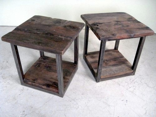 Farmhouse Side Tables and Accent Tables Design Ideas, Pictures ...