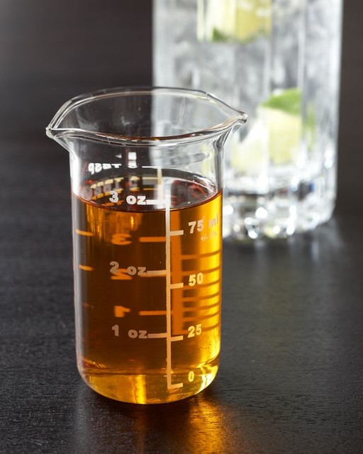 Jigger Measuring Beaker contemporary barware