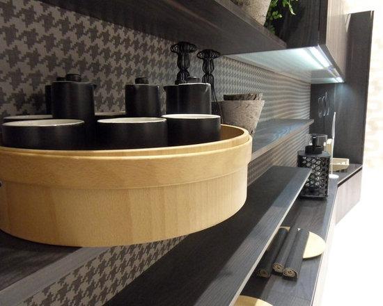 GICINQUE Cucine ASIA collection -