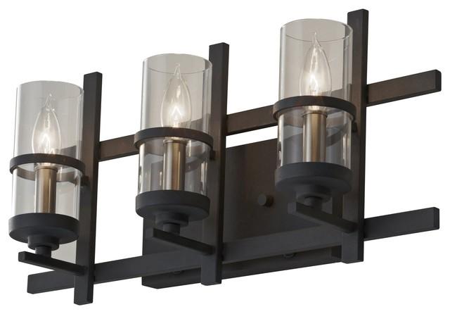 Innovative  Light Bath Fixture Transitionalbathroomlightingandvanitylighting