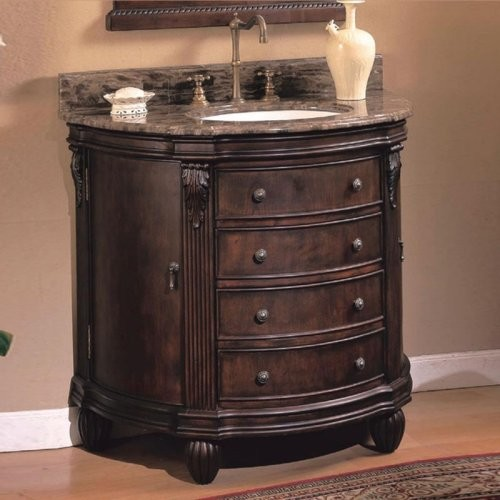 Empire Industries Soho Single Bathroom Vanity - traditional ...