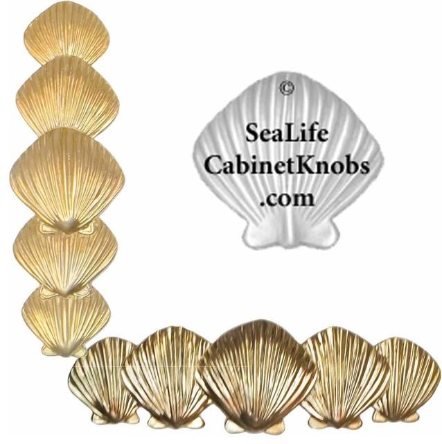 Beach House Cabinet Knobs beach-style