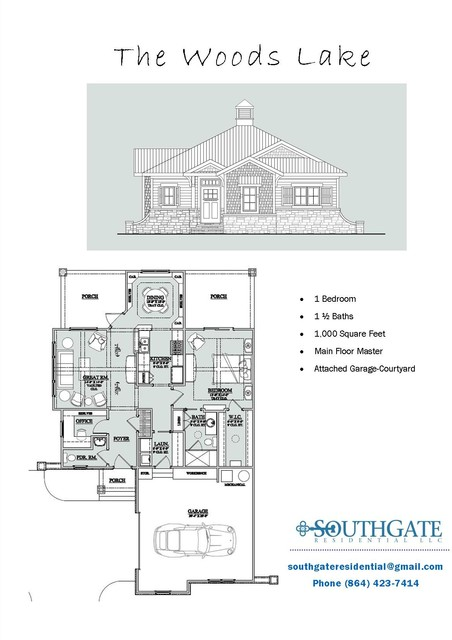 PreDesigned Plans eclectic