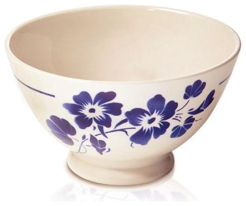 Capucine Fruit Bowls - Set of 6 traditional-dining-bowls