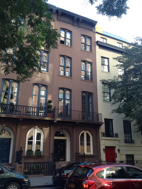 West Village Townhouse traditional