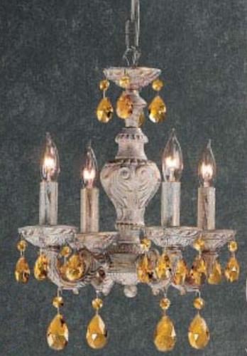 Gabrielle 4 Light Mini-Chandelier modern-chandeliers