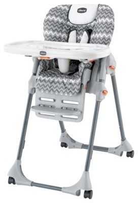 Chicco Polly SE High Chair, Perseo modern-high-chairs-and-booster-seats