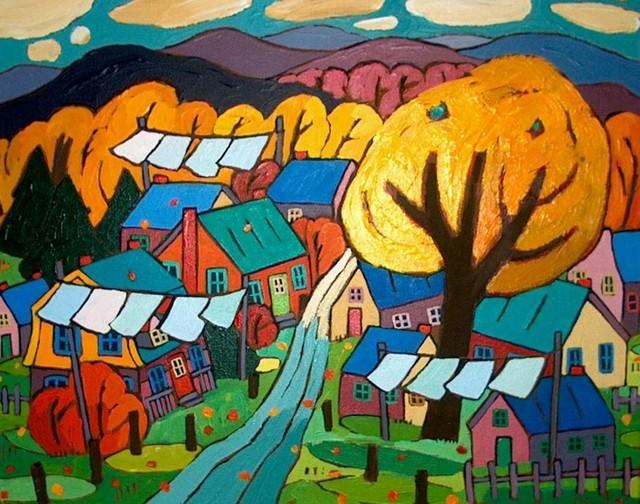 Home Decor - Original Art contemporary