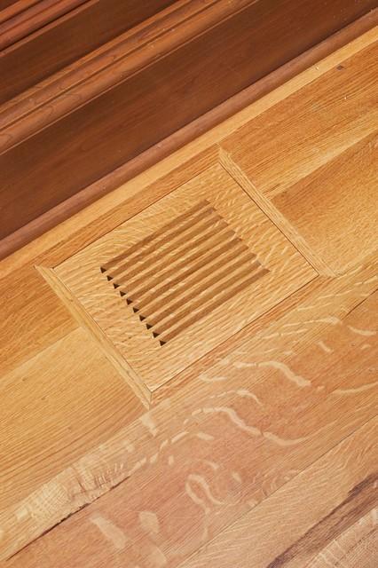 Plank oak light finish contemporary