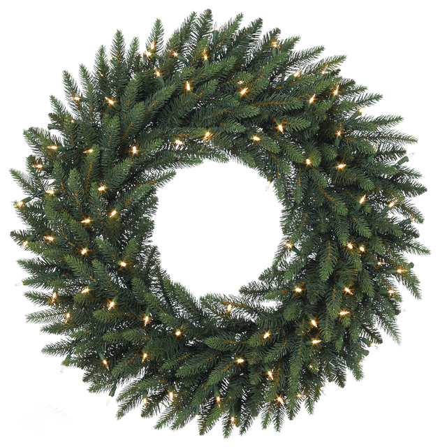10 Balsam Hill Black Spruce Artificial Christmas Garland