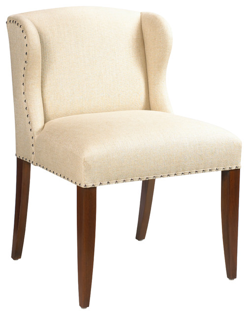 French Heritage St. Croix Desk Chair traditional-armchairs-and-accent-chairs