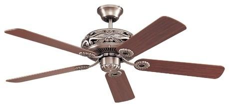 Ellington GD52AN5 Grandeur Fan Without Light traditional-ceiling-fans