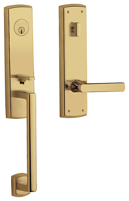 Baldwin Estate 85387 Soho Escutcheon Handleset Life