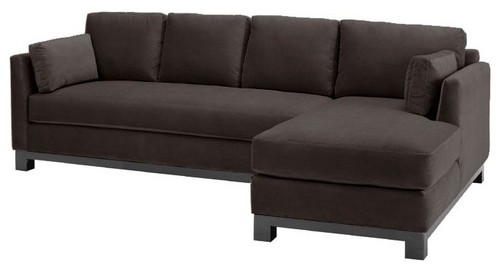 Are the back and seat cushions permanently attached to the for Sofas with chaise attached