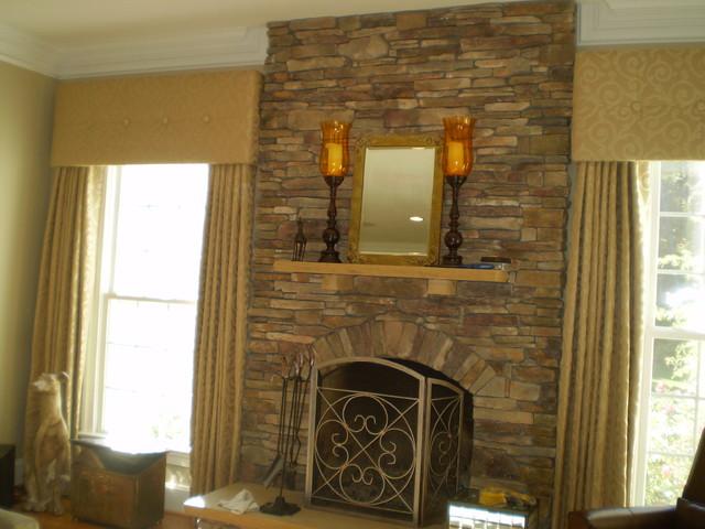 Cornice Board & Panels modern-window-treatments