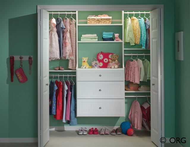 ORG Home Reach-In Closet kids