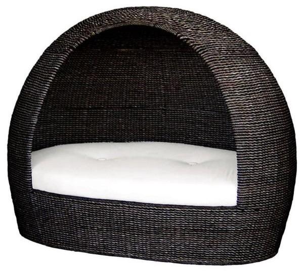 Suki cabana outdoor pod garden lounge chairs chicago for Outdoor pod room