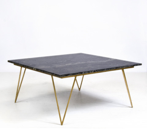 Marble Top Coffee Table Contemporary Coffee Tables Denver By