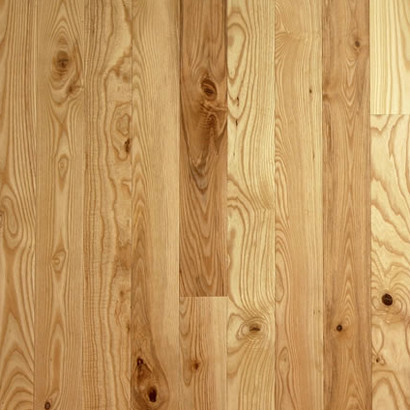 Unfinished Ash Natural - Traditional - Hardwood Flooring - chicago - by Heidelberg Wood Flooring
