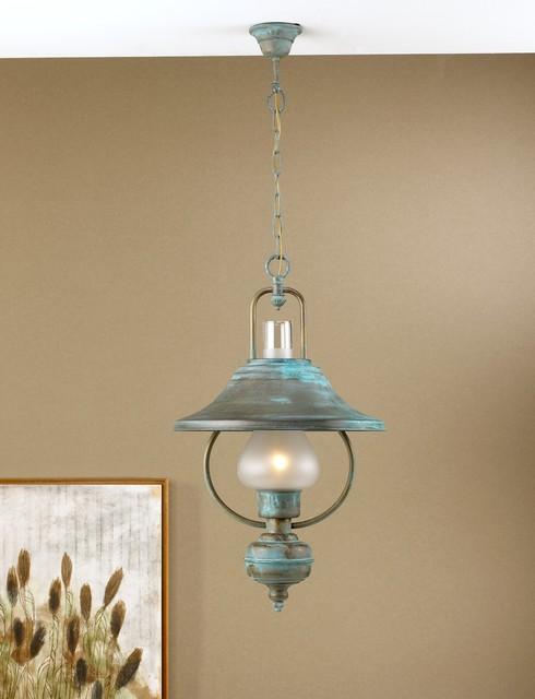 Rustic Pendant - Pendant Lighting - by Fredeco Lighting