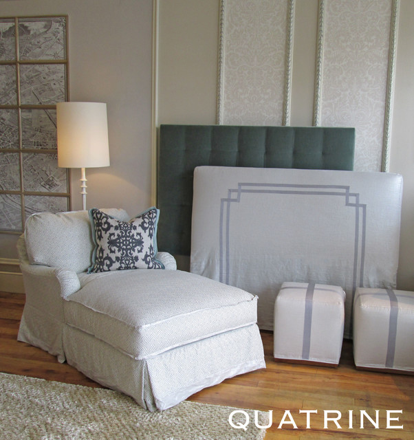 quatrine manhattan beach beach style bedroom