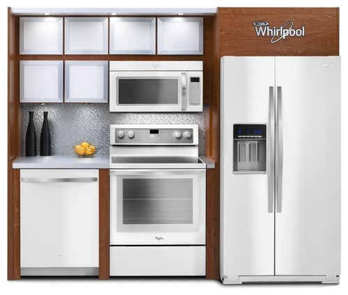 White or stainless steel appliances?