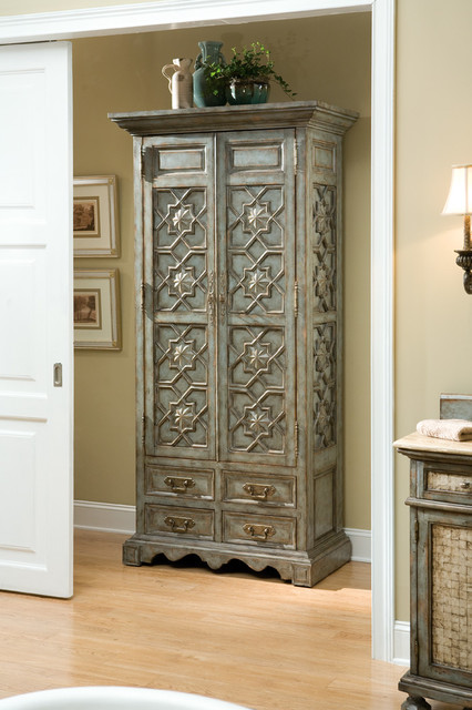 Medallion Tall Cabinet – Various Colors - Mediterranean ...