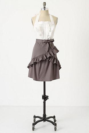 Trousseau Apron contemporary-aprons