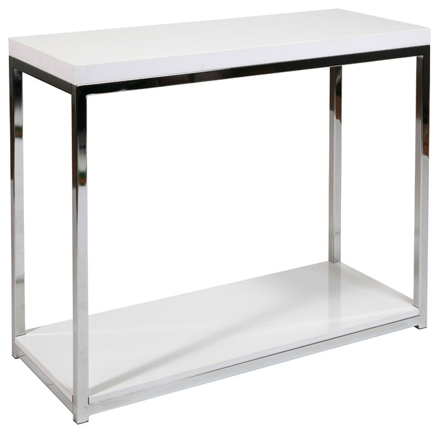 Office Foyer Chairs : Office star avenue six wall street foyer table in chrome