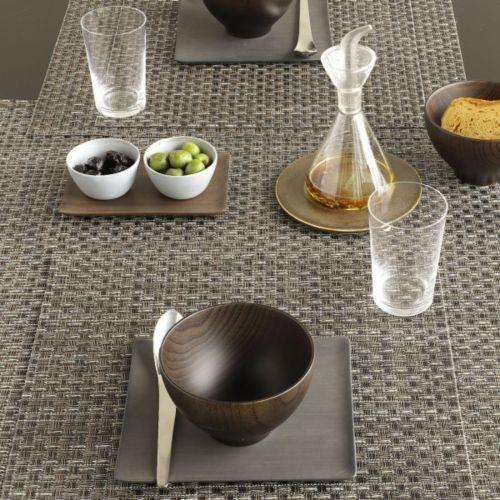 Kono Set of 4 Tablemats modern-tablecloths