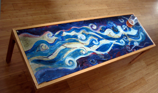 ... Other Coffee Table Painting Metro Table Glass Modern Glass Painting  Coffee Tables ...