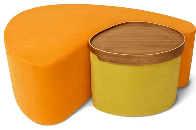 Iglooplay - Tea Pod Tray modern-kids-tables-and-chairs