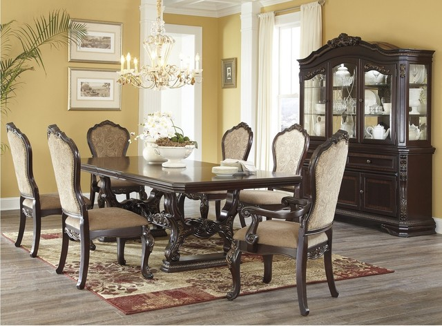 ashley wendlowe dining room collection traditional