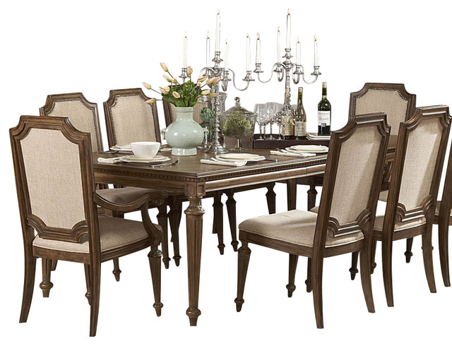 homelegance eastover 5 piece dining room set traditional