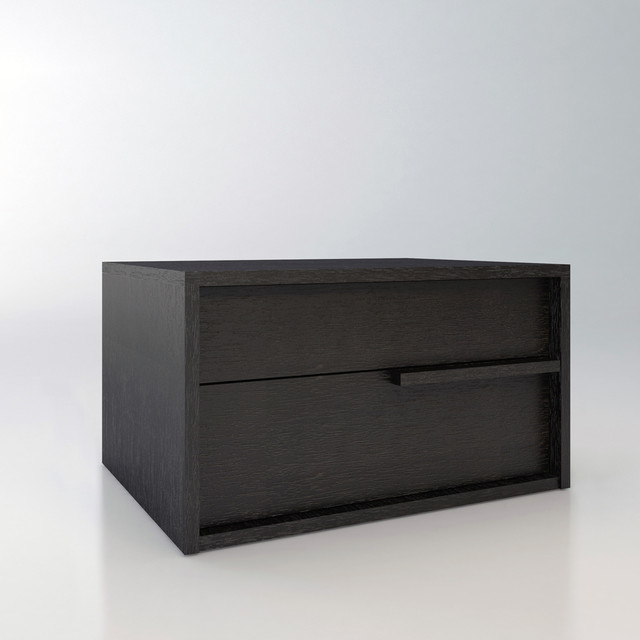 Modern Bedside Table : ... Contemporary - Nightstands And Bedside Tables - orange county - by
