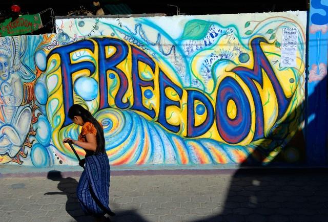 """Freedom"" Artwork contemporary-originals-and-limited-editions"