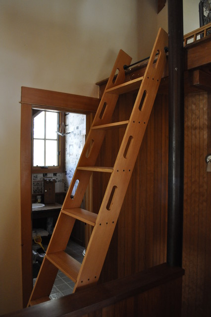 Loft Access Stairs And Ladders San Francisco By Royo
