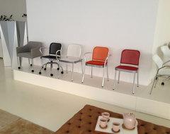 iSaloni Milan Furniture Fair 2014 modern-dining-chairs