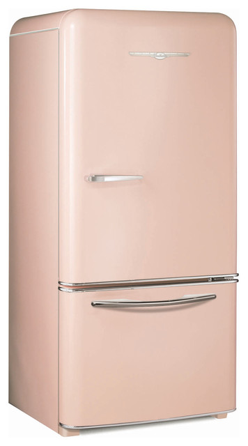 Elmira's Retro Northstar Collection traditional-refrigerators-and-freezers