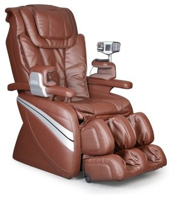 Cozzia 366 Robotic Massage Chair traditional-armchairs-and-accent-chairs