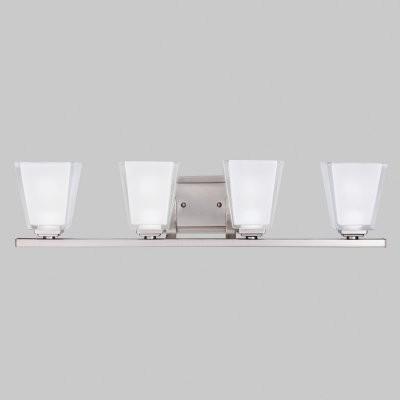 Kichler Urban Ice 5462 Vanity - 26.75 in. modern-bathroom-lighting-and-vanity-lighting