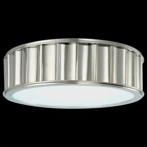 Middlebury Round Flushmount by Hudson Valley Lighting modern-ceiling-lighting