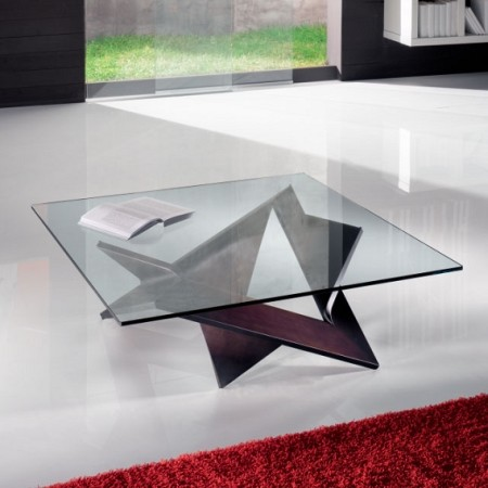 Mathematique Coffee Table modern-coffee-tables