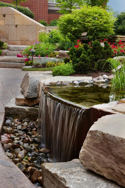 Bible Garden traditional-landscape