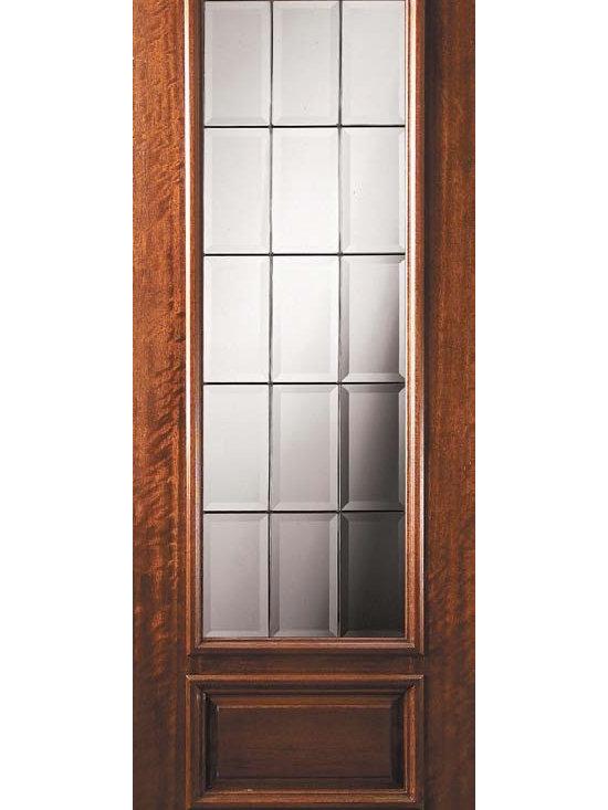 3 4 Lite French Doors