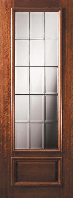 28 french slab door jeld wen 24 in x 80 in smooth 10 lite p