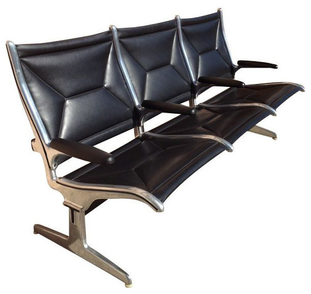 SOLD OUT Eames Tandem Sling Seating $5 675 Est Retail
