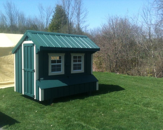 Garden Sheds - Chicken Coop by North Country Sheds