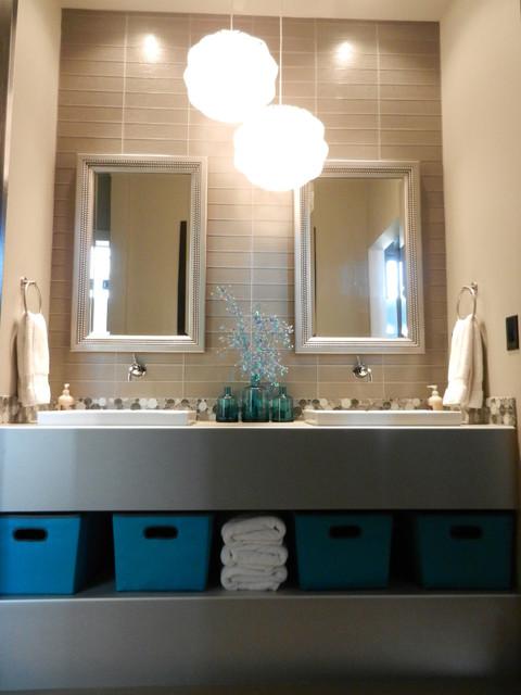 Urban Street Homes modern-bathroom